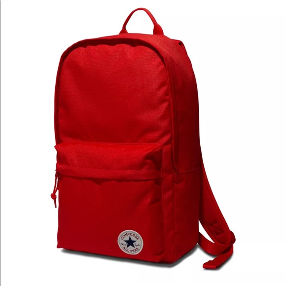 2c6ed111303b3f NWT Converse EDC Poly Backpack CO Red Unisex